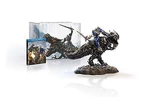 Transformers : l'âge de l'extinction [Édition limitée Dinobot - Combo Blu-ray 3D / 2D]