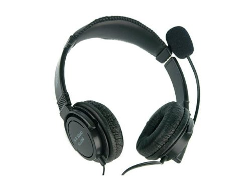 Rosewill 3.5Mm Connector Circumaural Multimedia Stereo Headset (Rh-001)