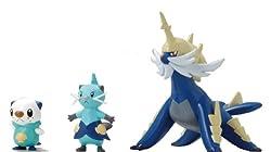 ポケモンプラモコレクション 進化シリーズ 17 ダイケンキ進化セット (ポケットモンスター)