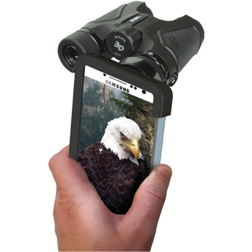Brand New Carson Galaxy S4 Hookupz(Tm) Adapter For Binoculars