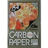 カーボン紙 片面筆記 A4 10枚入【黒】 PCPPA4100B