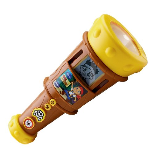 Vtech Jake And The Never Land Pirates Spy And Learn Telescope