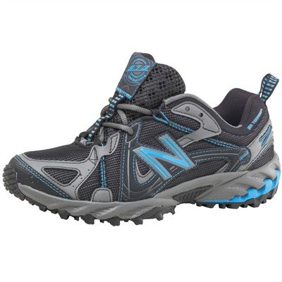 New Balance Womens WT573 Trail Running Shoes Black/Blue