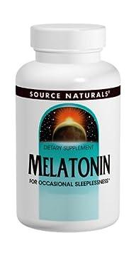 Отзывы Source Naturals Melatonin 2.5mg, Peppermint