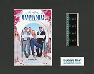 "Mamma Mia 8"" x 10"" Film Cell"