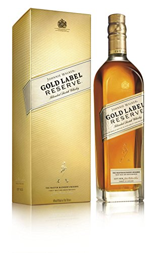 Johnnie Walker discount duty free Johnnie Walker Gold Label Reserve Premium Blended Scotch Whisky 70 cl