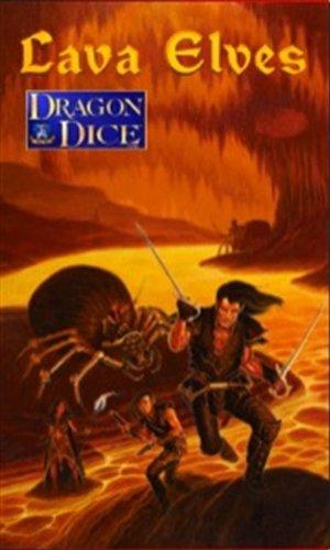 Dragon Dice: Kicker Pack: Lava Elf