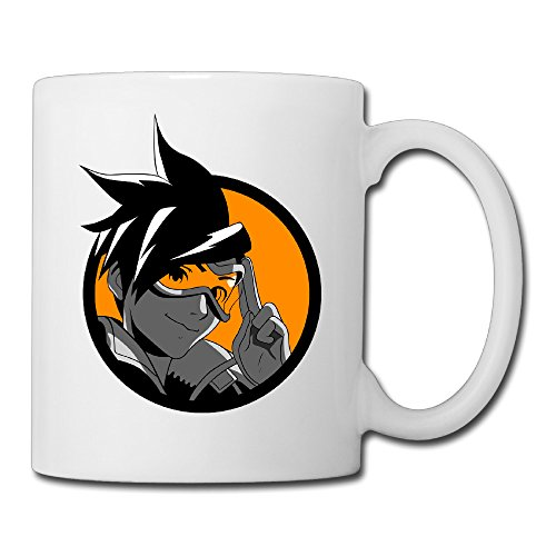 Overwatch Tracer Coffee Mug