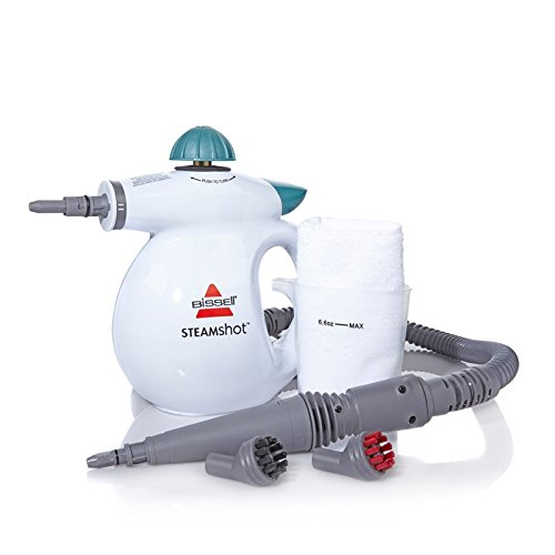 Bissell Steam Shot Hard Surface Steam Cleaner 39N7D (Bissell Steam Handheld Cleaner compare prices)