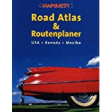 "USA - Kanada - Mexiko. Mit Mapquest Road Atlas. Road Atlas & Routenplaner. Traumstra�en durch USA und Kanadavon ""Horst Schmidt-Br�mmer"""