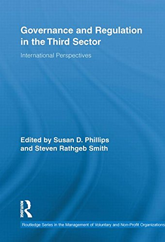 Governance and Regulation in the Third Sector: International Perspectives (Routledge Studies in the Management of Voluntary and Non-Profit Organizations)