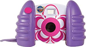 Discovery Kids Digital Camera, Purple