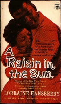a raisin in the sun book
