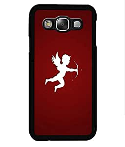 SAMSUNG GALAXY E5 BACK COVER CASE BY instyler