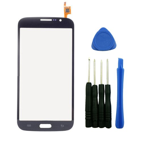 Samsung Galaxy Mega 5.8 I9150 Duos I9152 Touch Screen Digitizer Panel Glass Lens For Replacement Assembly Free Tools