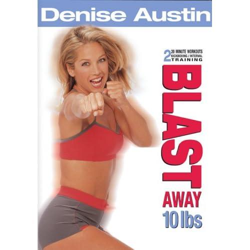 Amazon.com: Da: Blast Off Ten Pounds: Denise Austin