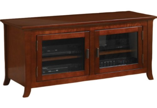 TechCraft PAL50 50-Inch Wide Flat Panel TV Credenza - Walnut