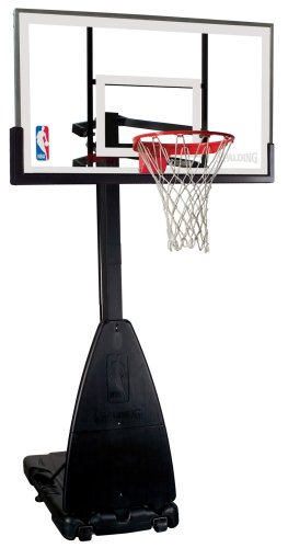 Spalding Portable Basketball System - 54