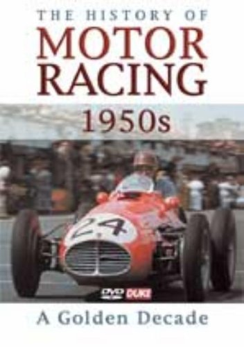 The History of Motor Racing - 1950s: a Golden Decade [DVD]