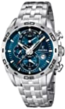 Men's Watch Festina F16654/2 Chronograph Stainless Steel Band