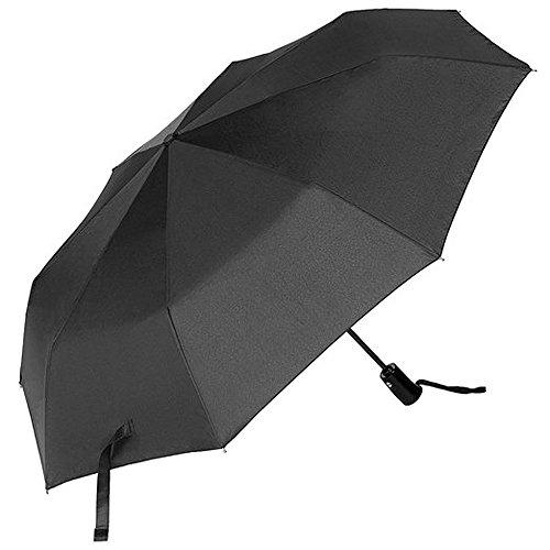 Ambientazione esterna Ombrelli, Viaggi ombrello pieghevole Ombrello, 8 costole, durevole e forte protezione massima