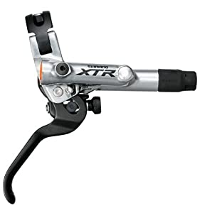 Shimano XTR Trail Mountain Bicycle Hydraulic Disc Brake Lever - BL-M988 by Shimano