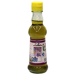 Spicy King Sichuan Peppercorn oil 5.07oz by D&J Asian Market