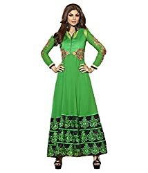 Amyra Women's Georgette Unstitched Dress Material