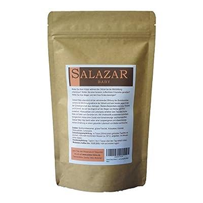 Salazar Baby Stilltee 200g Aromapack | unterstützt die Milchbildung und beruhigt den Magen von Salazar Detox bei Gewürze Shop