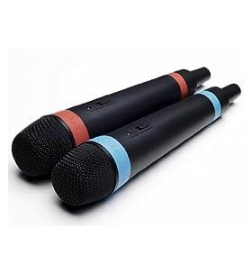 Sony PlayStation®3 Wireless SingStar® Microphones
