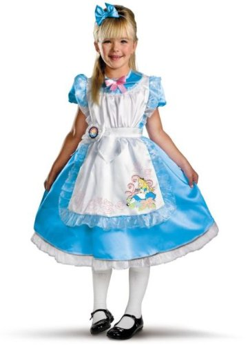 Alice in Wonderland Deluxe Toddler Costume