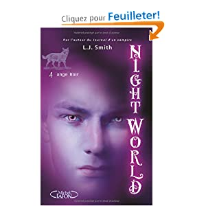 Night World, Tome 4 : Ange noir