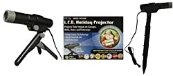 EZ Up LED Holiday Projector [86641]