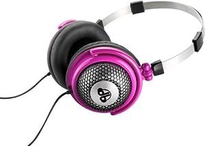 dB Logic HP-100 Over-Ear Headphones (Pink)