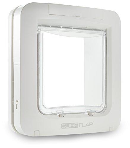 SureFlap Microchip Pet Door (White) (Microchip Pet Door compare prices)