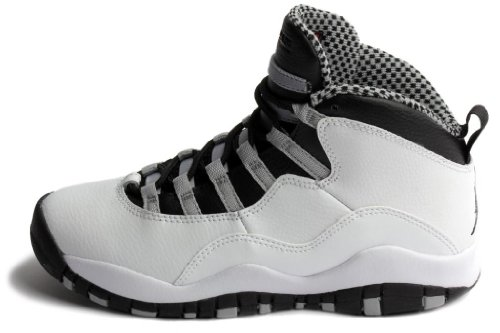 Air Jordan 10 Retro(Gs) Boy'S Sneakers (310806-103) front-1050646