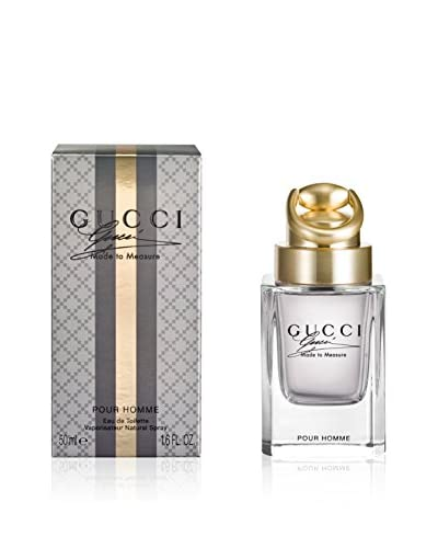 Gucci Eau De Toilette Hombre Made To Measure 50 ml