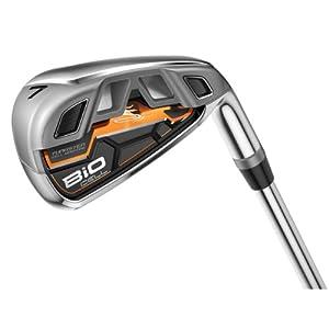 Cobra Mens Bio Cell Orange Golf Iron Set by Cobra Golf