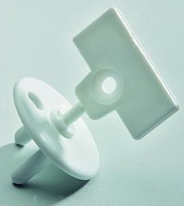 Safety 1st 39052760 - Tapones de seguridad para enchufes (12 unidades) por Dorel