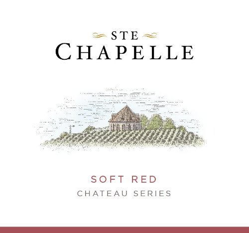 Nv Ste Chapelle Soft Red 750 Ml