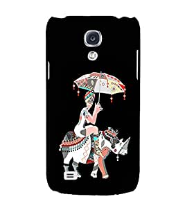 Ebby Premium Printed Mobile Back Case Cover With Full protection For Samsung Galaxy S4 i9500 (Designer Case)
