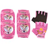 Titan Flower Princess Multi-Sport Pink Pad Set