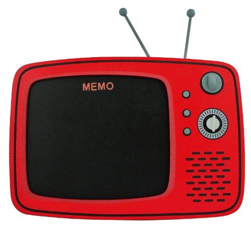 nava-wood-red-tv-kids-art-decorative-message-board-wall-chalkboard-memo-sticker-board
