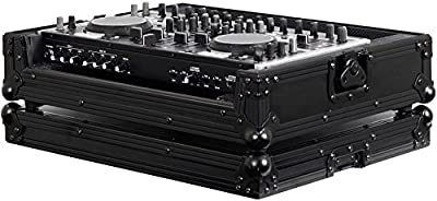 Odyssey Cases FRDNMC6000BL | Black Label Denon DN-MC6000 DJ MIDI Controller Flight Ready Series Case from Odyssey
