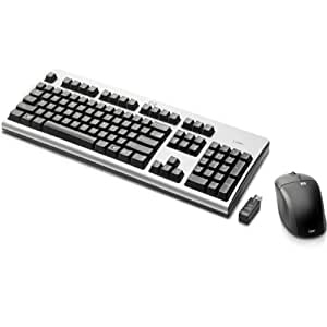 hp 2 4ghz wireless keyboard and mouse computers accessories. Black Bedroom Furniture Sets. Home Design Ideas