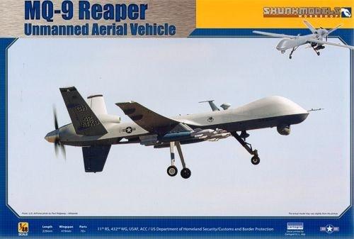 Maquette MQ-9 Reaper