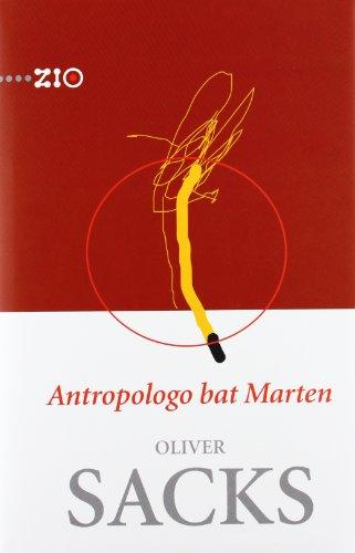 Antropologo bat Marten (Zientzia Irakurle Ororentzat - ZIO)