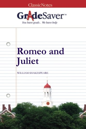 Romeo And Juliet Essays  Gradesaver Romeo And Juliet Study Guide