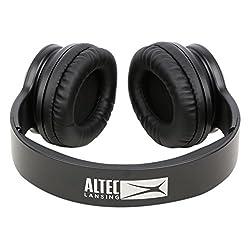 Altec Lansing MZW300-BLK On-Ear Headphones (Black)