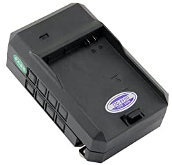 STK's Sony AC-VF50 Charger - for NP-FF50 NP-FF51 NP-FF70 NP-FF71 Battery, BC-TRF Charger, and Sony DCR-HC1000, Sony DCR-HC1000E, Sony DCR-IP1, Sony DCR-IP1E, Sony DCR-IP1K, Sony DCR-IP210, Sony DCR-IP210E, Sony DCR-IP220, Sony DCR-IP220E, Sony DCR-IP220K,